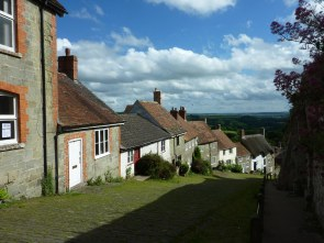 THE view of Shaftesbury