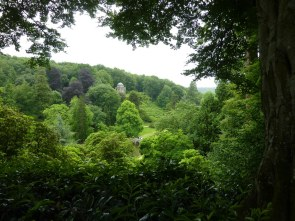 Stourhead, fifty shades of green
