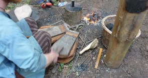 Smelting Iron