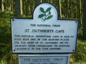 Owned by the National Trust - spot the error!