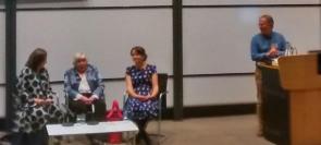 Fay Weldon and Jo Baker discuss servants.
